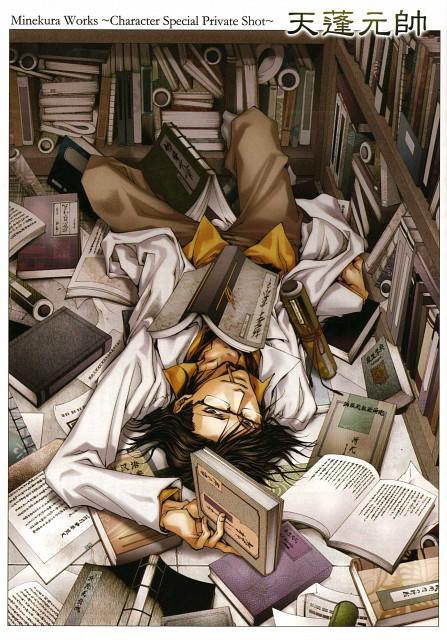 Kazuya Minekura, Saiyuki Gaiden, Tenpou Gensui, Comic ZERO-SUM