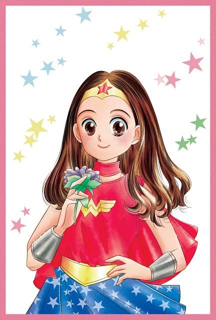 Wonder Woman, Original, Member Art