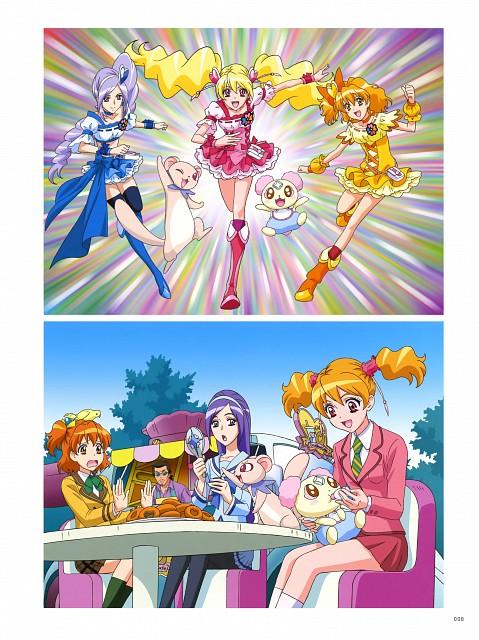 Toei Animation, Fresh Precure!, Hisashi Kagawa Toei Animation Precure Works, Tarte (Fresh Precure), Cure Pine