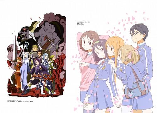 Shingo Adachi, A-1 Pictures, Sword Art Online, Rika Shinozaki, Si-Eun An