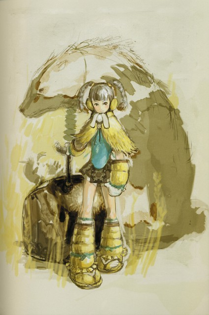 Makoto Tsuchibayashi, Capcom, Design Works, Sengoku Basara, Itsuki (Sengoku Basara)