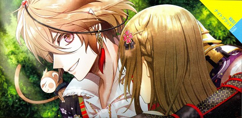 Idea Factory, Kadokawa Games, Marvelous Entertainment, Sengoku Night Blood, Hideyoshi Toyotomi (Sengoku Night Blood)