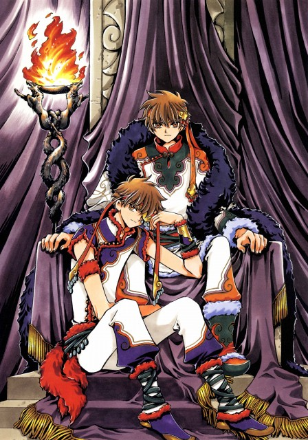 CLAMP, Tsubasa Reservoir Chronicle, Album de Reproductions 2, Syaoran Li, Calendar