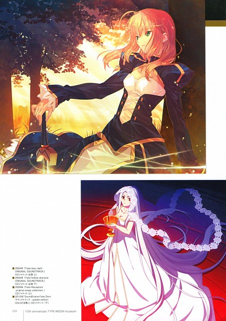 Takashi Takeuchi, Ufotable, TYPE-MOON, Fate/Zero, TYPE-MOON 10th Anniversary Phantasm