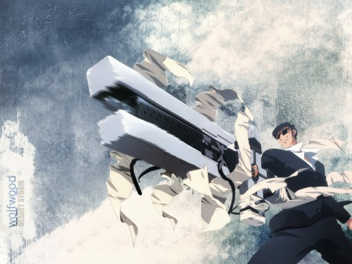 Madhouse, Trigun, Nicolas D. Wolfwood Wallpaper