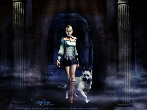Haunting Ground Wallpaper
