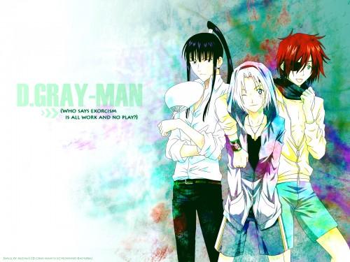 Katsura Hoshino, TMS Entertainment, D Gray-Man, Lavi, Allen Walker Wallpaper