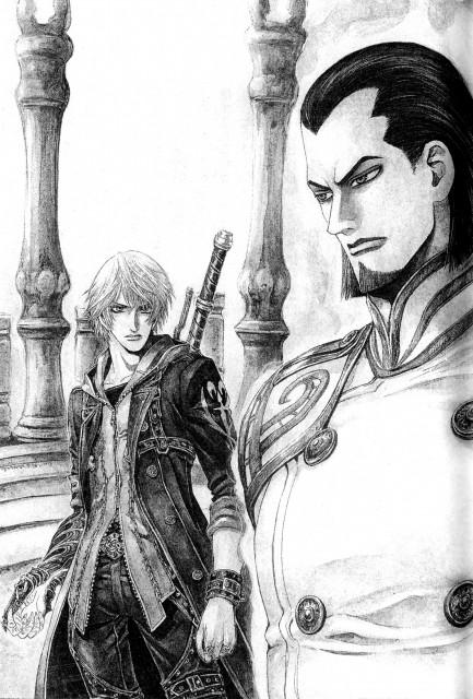 Shibamoto Thores, Capcom, Devil May Cry, Credo, Nero