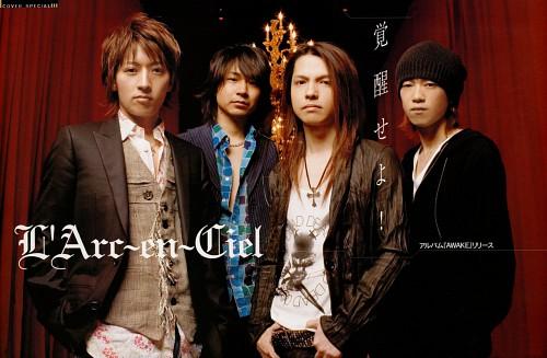 Tetsuya Ogawa, Ken Kitamura, L'Arc~en~Ciel, Hyde (J-Pop Idol), Yukihiro Awaji