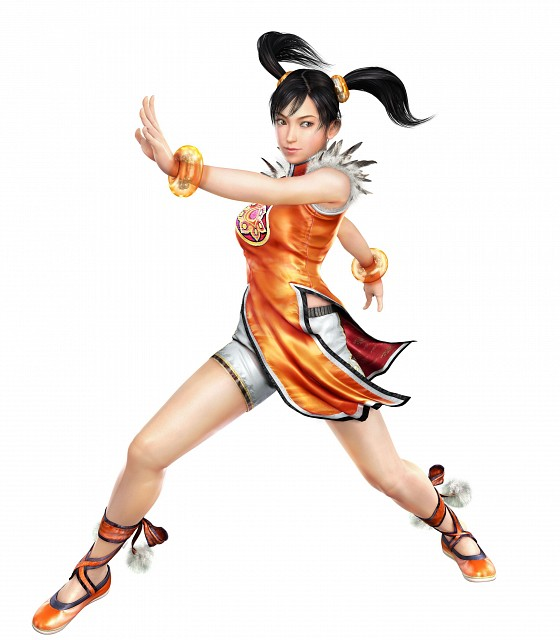 Namco, Tekken, Ling Xiaoyu