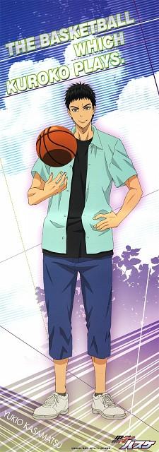 Tadatoshi Fujimaki, Production I.G, Kuroko no Basket, Yukio Kasamatsu, Stick Poster