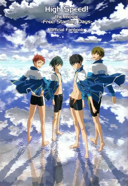 Nobuaki Maruki, Kyoto Animation, Free!, Haruka Nanase (Free!), Ikuya Kirishima