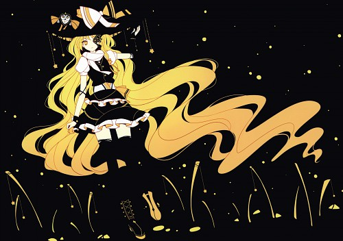 Ideolo, 2011-2012 Touhou Calendar, Touhou, Marisa Kirisame