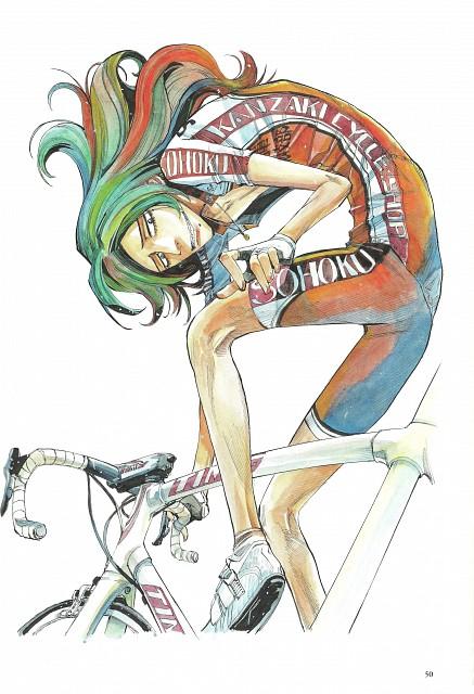 Wataru Watanabe, TMS Entertainment, Yowamushi Pedal, Yowamushi Pedal Colors, Yuusuke Makishima