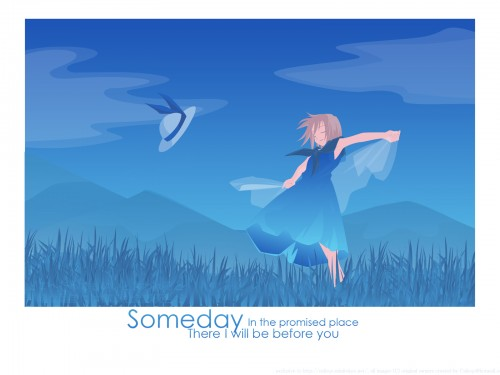 minori (Studio), Radix, Wind: A Breath of Heart, Hikari Tsukishiro, Vector Art