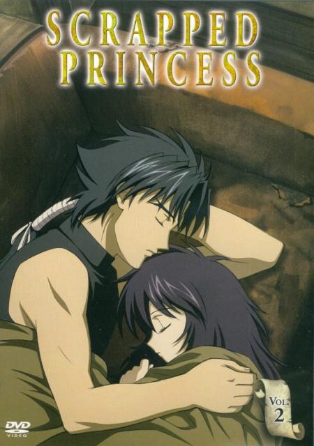 BONES, Scrapped Princess, Shannon Casull, Suin, DVD Cover