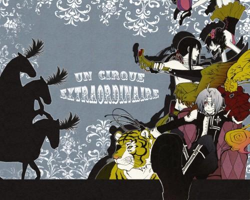 Katsura Hoshino, TMS Entertainment, D Gray-Man, Allen Walker, Lenalee Lee Wallpaper