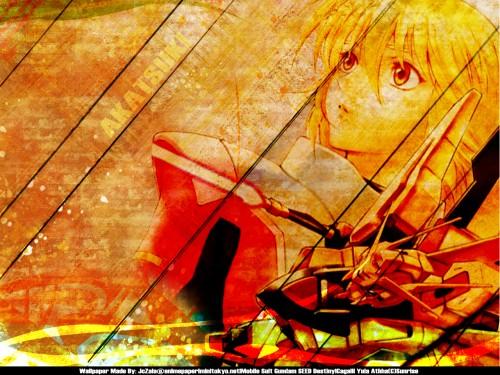 Chimaki Kuori, Mobile Suit Gundam SEED Destiny, Cagalli Yula Athha Wallpaper