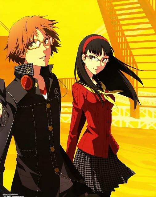 Shuuji Sogabe, Anime International Company, Atlus, Shin Megami Tensei: Persona 4, Yukiko Amagi