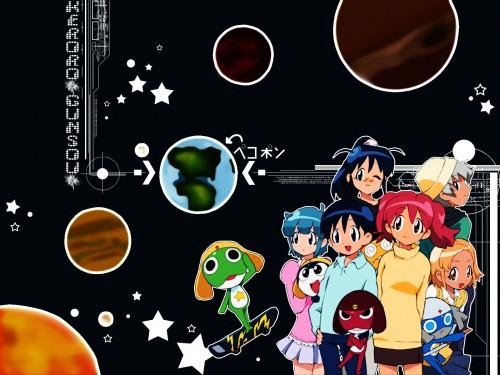 Mine Yoshizaki, Keroro Gunsou, Fuyuki Hinata, Dororo, Aki Hinata Wallpaper