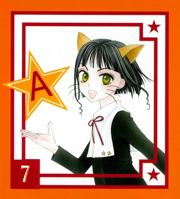 Tachibana Higuchi, Group TAC, Gakuen Alice, Sumire Shouda, Manga Cover