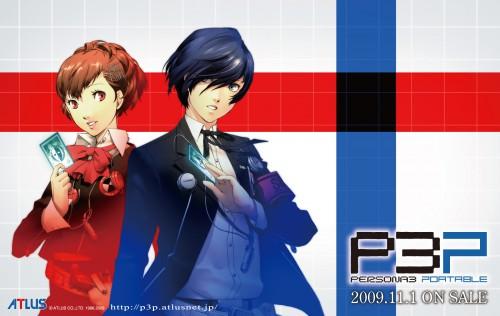 Shigenori Soejima, Shin Megami Tensei: Persona 3, Minato Arisato, Female Protagonist (Persona 3)