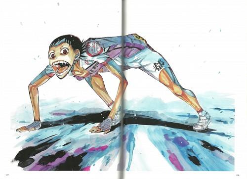 Wataru Watanabe, TMS Entertainment, Yowamushi Pedal, Yowamushi Pedal Colors, Akira Midousuji