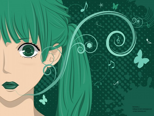 Yunomi, Vocaloid, Miku Hatsune, Vector Art