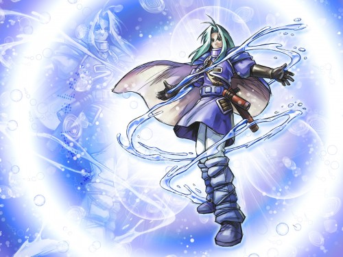 Nintendo, Camelot Software Planning, Golden Sun, Arcanus Wallpaper