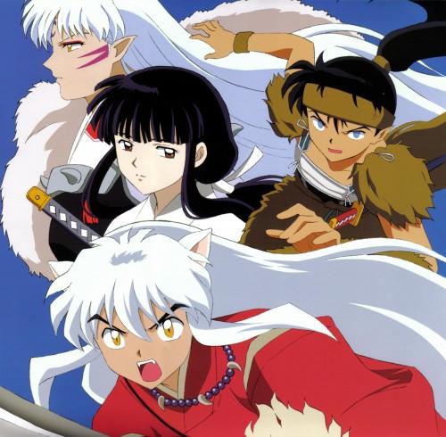Rumiko Takahashi, Inuyasha, Kouga, Kikyou, Inuyasha (Character)