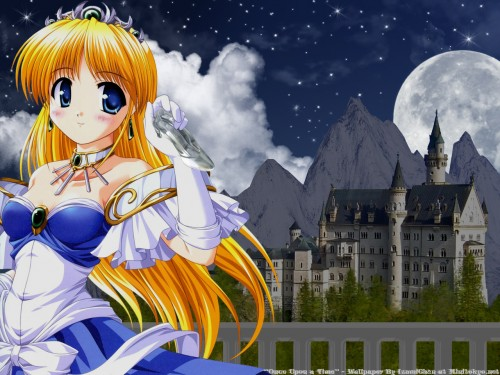 August, Princess Holiday, Laeticia La Mew Symphonia Wallpaper