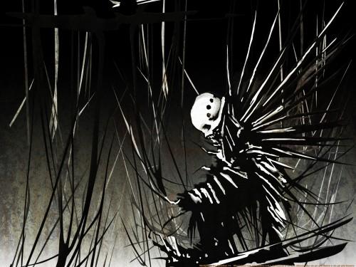 Tsutomu Nihei, Blame!, Davine lu Linvega Wallpaper