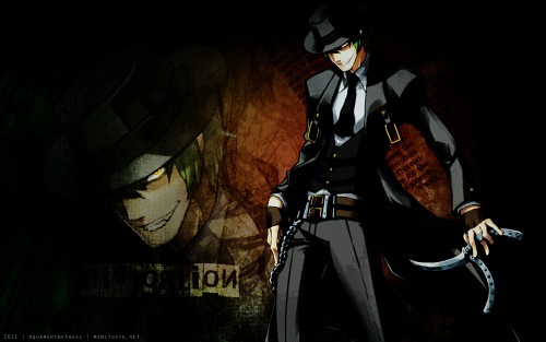Blazblue, Hazama Wallpaper