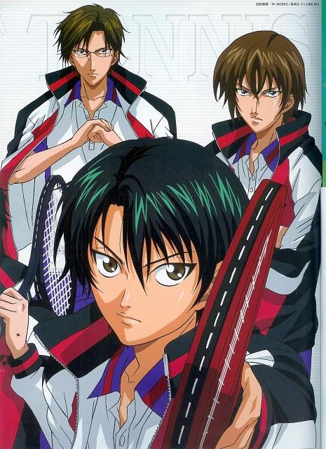 Takeshi Konomi, J.C. Staff, Prince of Tennis, Shusuke Fuji, Ryoma Echizen