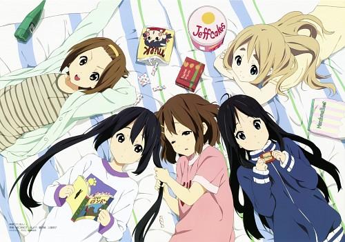 Kakifly, Yukiko Horiguchi, Kyoto Animation, K-On!, Mio Akiyama