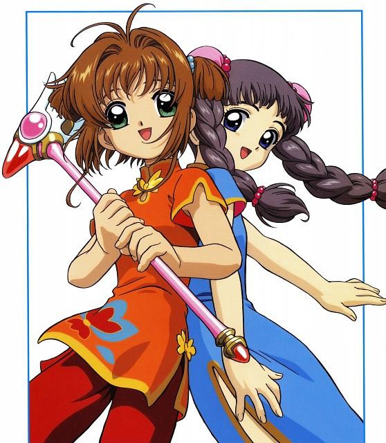 CLAMP, Madhouse, Cardcaptor Sakura, Cheerio! 2, Girls - Artbook VI