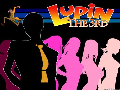 Kazuhiko Kato, TMS Entertainment, Lupin III Wallpaper