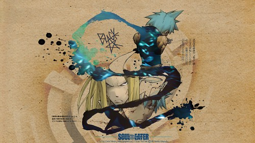 BONES, Soul Eater, Mifune, Black Star Wallpaper