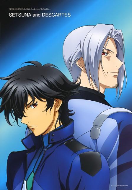 Sunrise (Studio), Mobile Suit Gundam 00, Setsuna F. Seiei, Sherman Descartes