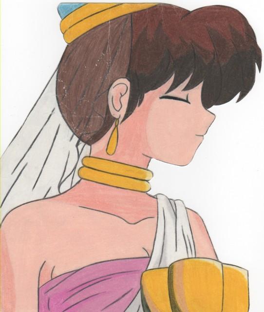 Rumiko Takahashi, Ranma 1/2, Kasumi Tendo, Member Art