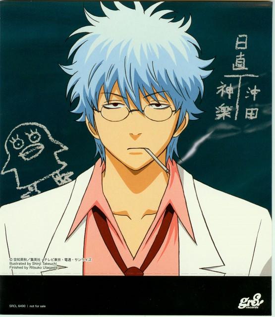 Hideaki Sorachi, Sunrise (Studio), Gintama, Gintoki Sakata