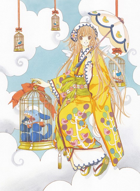 CLAMP, Kobato, Kobato. Illustration&Memories, Ioryogi, Kobato Hanato