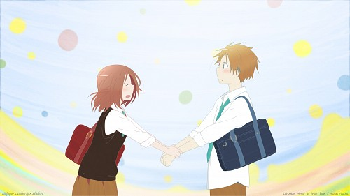 Isshuukan Friends Wallpaper