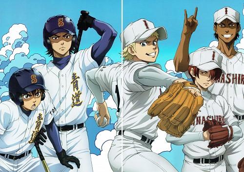 Eiko Mishima, Yuuji Terajima, Production I.G, Ace of Diamond, Eijun Sawamura