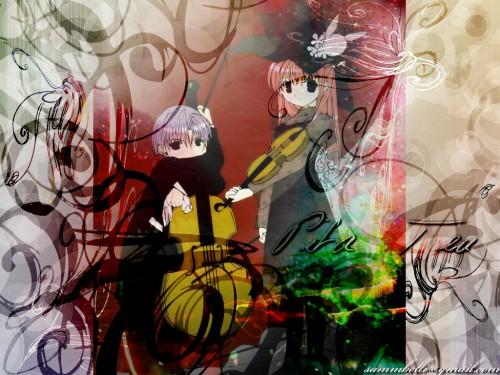 Koge Donbo, Pita Ten, Kotaro Higuchi, Misha (Pita Ten) Wallpaper