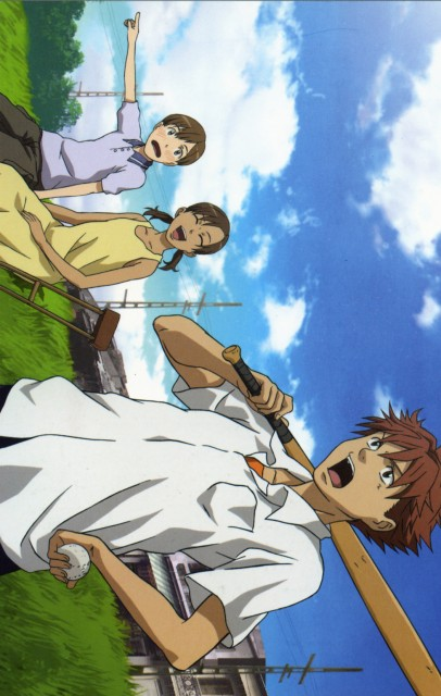 Production I.G, Blood+, Riku Miyagusuku, Kai Miyagusuku, Newtype Magazine