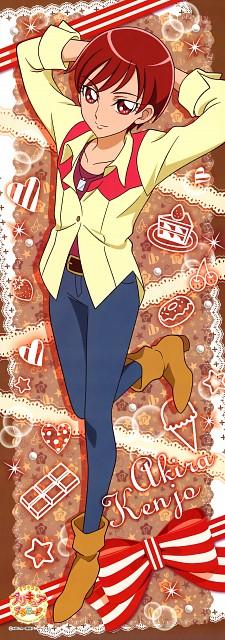 Toei Animation, Kirakira Precure A La Mode, Akira Kenjou, Stick Poster
