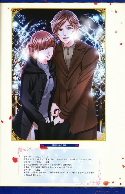 Voltage, Ouji-sama no Propose Official Visual Book, Ouji-sama no Propose