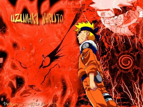 Masashi Kishimoto, Studio Pierrot, Naruto, Naruto Kyuubi Mode, Naruto Uzumaki Wallpaper
