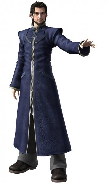 Square Enix, Final Fantasy VII: Dirge of Cerberus, Reeve Tuesti